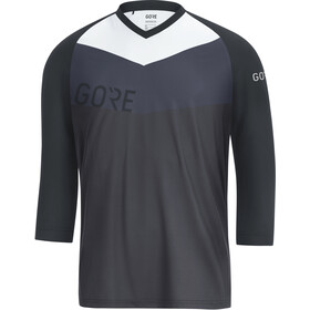 GORE WEAR C5 All Mountain Maillot Manches 3/4 Homme, terra grey/black